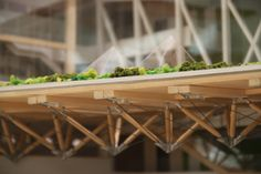Our Readers Show Off Their Most Impressive Architectural Models,Design Building at UMass Amherst by Leers Weinzapfel Associates / Model by Matt Vocatura. Image courtesy of Matt Vocatura