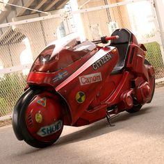 To know more about AKIRA KANEDA MODEL, visit Sumally, a social network that gathers together all the wanted things in the world! Featuring over 569 other AKIRA items too! Motorcycle Design, Motorcycle Bike, Bike Design, Concept Motorcycles, Cool Motorcycles, Kaneda Bike, Akira Anime, Gurren Laggan, Futuristic Motorcycle