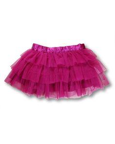 Fuchsia Tutu Skirt