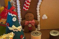 Ya huele a navidad y queda muy poco para la nochebuena. Por eso esta vez queria enseñaros las cositas que estoy haciendo para adornar la cas...
