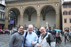 Friends in Firenza!