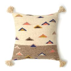 The Mountain Pillow from Minna - Dear Keaton online boutique
