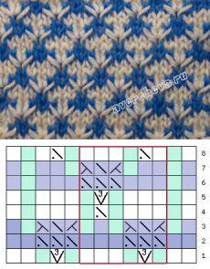 model spini 234 |  model de tricotat cu ace director