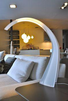 Frozen Taj - Kartell Lamp - Evelyn London - Fine Furnishings & Home Decor - EvelynLondon.com