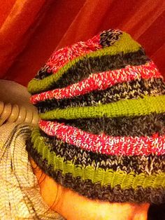 Ravelry: Project Gallery for Bisco-Rasta pattern by Louise Robert