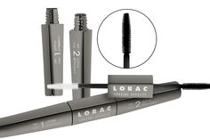 Lorac Mascara 2 step. just bought this.  Its a little sticky and clumpy but overall I liked it bc of the elongation..