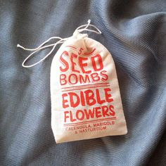 Hey, I found this really awesome Etsy listing at https://www.etsy.com/listing/108201915/seed-bombs-indoor-or-outdoor-gardening