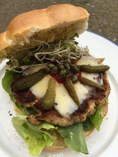 Recept: de lekkerste hamburger uit de Airfryer