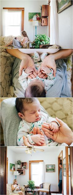 I love these lifestyle newborn photos! They are so pretty. Foto Newborn, Newborn Posing, Newborn Session, Newborn Twins, Newborns, Lifestyle Newborn Photography, Children Photography, Sibling Photography, Photography Props