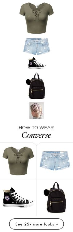 """""""Untitled #3420"""" by twerkinonmaz on Polyvore featuring rag & bone/JEAN, Converse and Madden Girl"""