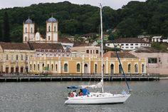 São Francisco do Sul - Santa Catarina, Brasil