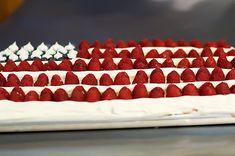 pioneer woman flag cake