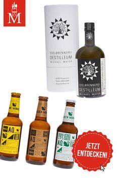 1+ 3 macht Genuss Hoch4! Der Destilleum London Dry Gin von Michael Mayer schmeckt nicht nur pur. Auch in Kombination mit den Tonic-Kreationen des Münchner Getränkeherstellers Aqua Monaco ist er ein wahrhafter Hochgenuss!