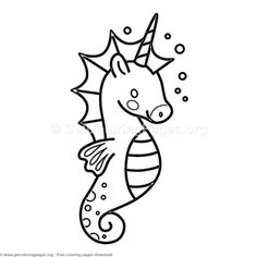 233 Best Unicorn Coloring Pages Images Coloring Pages