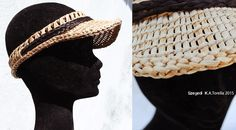 Something for the summertime :-) Some Words, Summertime, Crochet Hats, Crafts, Design, Fashion, Knitting Hats, Moda, Manualidades