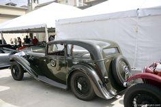 1934 Alvis Speed 20 SB Imagen
