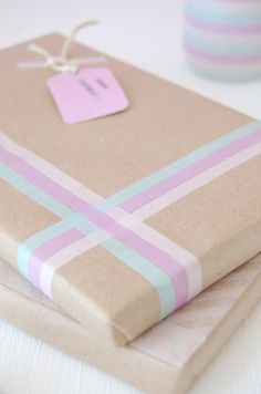 About the nice things: Nice Packaging: Washi Tapes