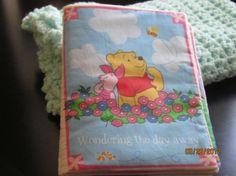 Pooh Quiet Cloth Book