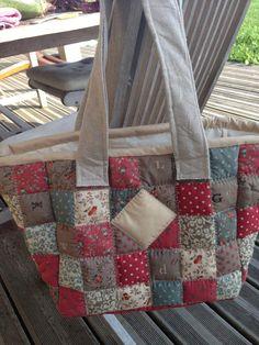 Un nouveau sac....
