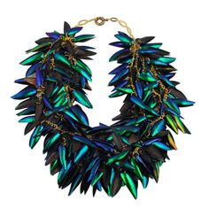 Beetle wings went out of style in the early 1900s, but with the recent eco-friendly trend in fashion they seem to have been enjoying a bit o...