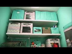 ORGANIZE Thirty-one Style! - Don't know what to do with a space too high up? Place some shelves & Organize all the things that you use less with our Functional products-Like Christmas lights, electric cords, etc! Don't forget to personalize them for easy find when you need them!