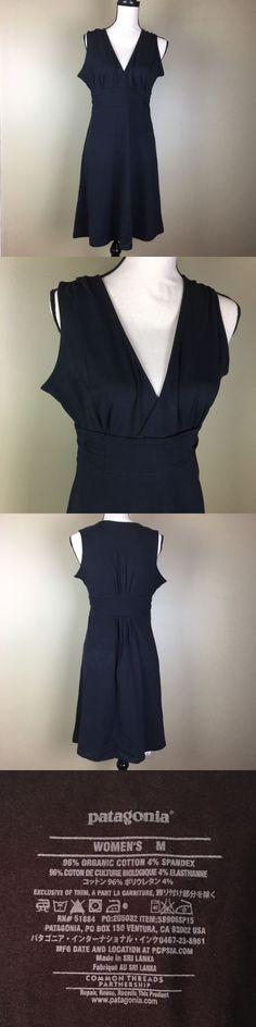 Women Fashion: Patagonia Women S Black Margot Sleeveless Dress Size Medium Nwt (B2) -> BUY IT NOW ONLY: $34.99 on eBay!
