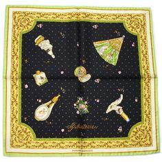 Rubinacci Le Galanterie Silk Pocket Squares