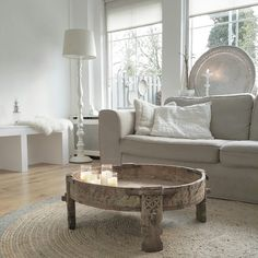 Chakki table from Paulina Arcklin