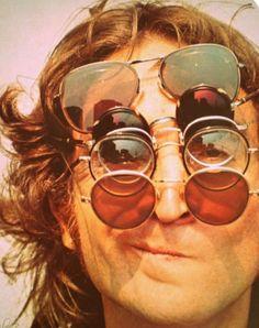 43843113409 vintage the beatles glasses retro best of sunglasses john lennon beatles  famous people famous person