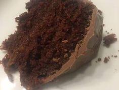 Tej és tojásmentes csokitorta (Sacher) recept lépés 7 foto Tej, Food, Essen, Meals, Yemek, Eten