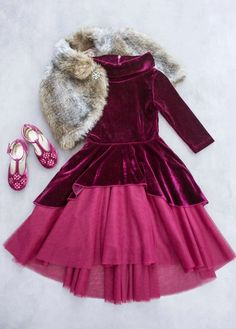 http://www.joyfolie.com/ma-petite/clothing/dresses/coming-soon-nina-velvet-dress
