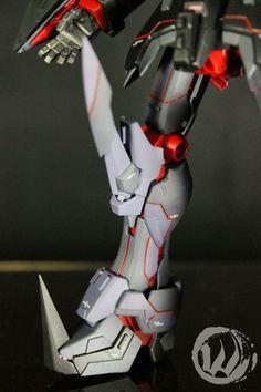 "Custom Build: MG 1/100 Gundam Deathscythe Hell Custom ""Shinigami"" - Gundam Kits Collection News and Reviews"