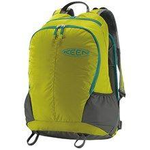 Keen Springer Backseat Backpack in Dark Citron - Closeouts