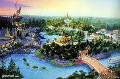Disney's AVATAR Kingdom in Animal Kingdom.