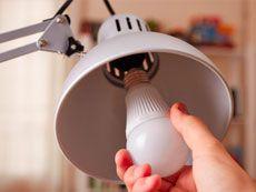 Shop Smart for Efficient Lighting