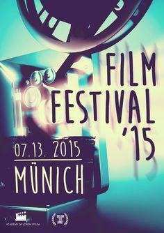 filmfestival poster inspiration