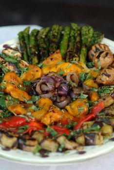 Wedding, Reception, Food, Sweet basil catering