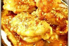 肉マニア考案若鶏もも肉のうまいうまい焼き レシピ・作り方 by しるびー1978 【クックパッド】 Yummy Chicken Recipes, Yum Yum Chicken, Meat Recipes, Asian Recipes, Cooking Recipes, Yummy Food, Ethnic Recipes, Sticky Buns, Daily Meals