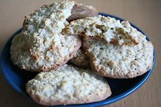 Fat-Free Oatmeal Biscuits