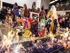 Santa Muerte: New photography book focuses on the devotees of the unorthodox religion - Features - Art - The Independent