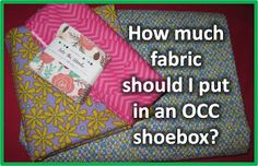 Simply Shoe Boxes: Enhancing Sewing Kits for OCC Shoe Boxes Christmas Child Shoebox Ideas, Operation Christmas Child Shoebox, Christmas Crafts For Kids, Christmas Boxes, Christmas Ideas, Sewing Projects For Kids, Sewing For Kids, Sewing Crafts, Basic Sewing