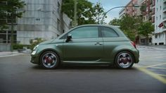 "New Fiat 500S commercial ""test"".  Tested for bad boyS. 500S, What bad bo..."