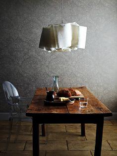Zoffany (Великобритания). Тюдоровский дух в современных обоях : «Д.Журнал» — журнал о дизайне и архитектуре