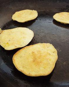Estas tortitas de maíz son riquísimas y re fáciles de hacer. Se llevan muy bien con otros vegetales como pimientos, hong...