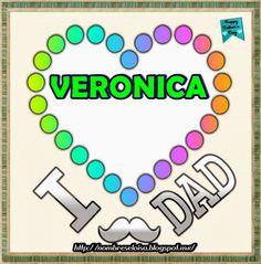 Nombres en Imagen: VERONICA