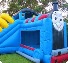 Looking for jumping castle in western Sydney then wonderland is perfect option for your kids just visit our web page. Thomas The Tank, Baby Car Seats, Children, Kids, Party Themes, Wonderland, Sydney, Birthday, Castles