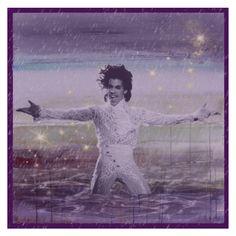 """Purple rain....  purple rain...."" by mollygrant ❤ liked on Polyvore featuring art"