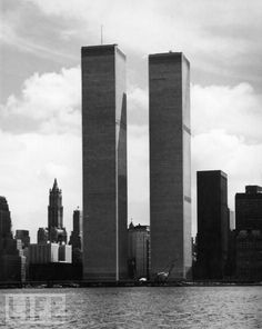 The World Trade Center officially opened on April 4, 1973.