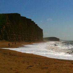 West Bay ,Dorset