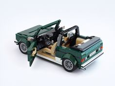 Golf Equipment Makes a Difference – Golf Swing Volkswagen Golf Mk1, Vw Mk1, Lego Mcdonalds, Golf 1 Cabriolet, Lego Pictures, Lego Design, Lego Models, Lego Projects, Lego Moc
